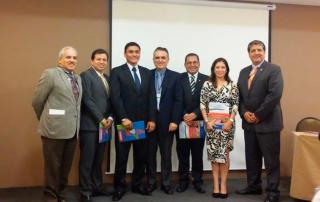Los doctores de nuestro equipo, participaron del congreso nacional de Odontologia Pediatrica
